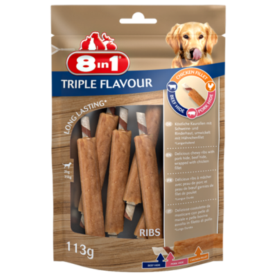8in1 Triple Flavour Ribs